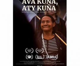 Ava Kuña, Aty Kuña; Mulher Indígena Mulher Política