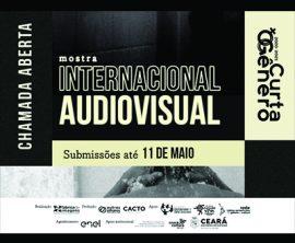 Mostra Internacional Audiovisual recebe curtas-metragens para edição 2020/2021
