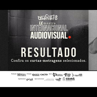 COG divulga curtas-metragens selecionados para IX Mostra Internacional Audiovisual